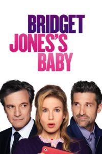 "Poster for the movie ""Bridget Jones's Baby"""
