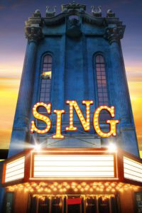 "Poster for the movie ""Sing ¡Ven y Canta!"""