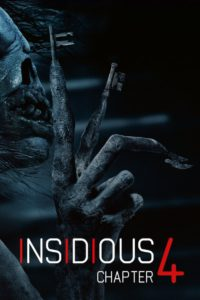 "Poster for the movie ""Insidious La Ultima Llave"""