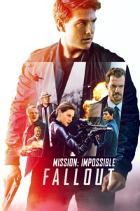 """Poster for the movie """"Misión: Imposible - Fallout"""""""