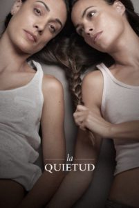 "Poster for the movie ""The Quietude"""