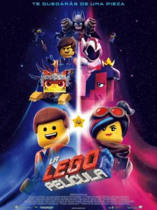 "Poster for the movie ""LA LEGO PELÍCULA 2"""