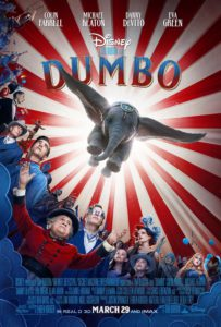 """Poster for the movie """"Dumbo"""""""