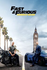 "Poster for the movie ""Fast & Furious: Hobbs & Shaw"""